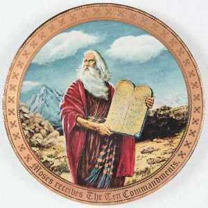 ten-commandments award