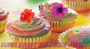 Super-sweet blogging award