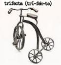 trifecta -logo