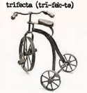 trifecta -logo