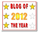 Blog of the year 4 Star