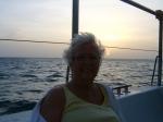 Diane and sunset three