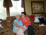 Granddaughter 'N' and Me