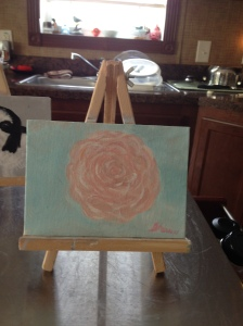 Simply done a Pink Rose
