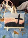 First 'cross'